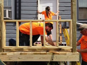 REALTORS® in Charlotte are giving back to the community through the annual REALTOR® Care Day project