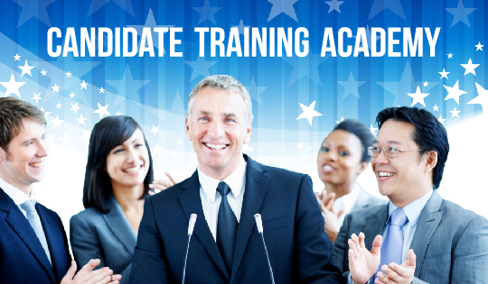 2018 Candidate Training Academy Feature Image