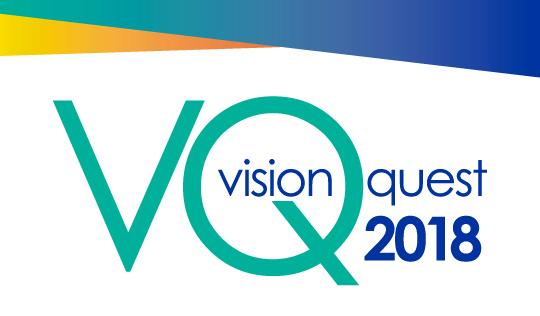 vision quest 2018 logo