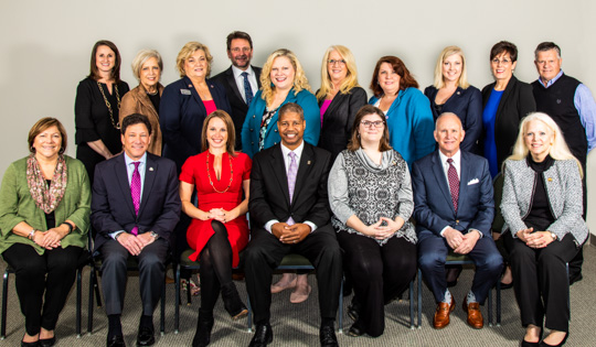 2019 Executive Commitee