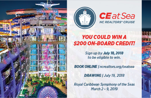 CE at Sea $200 On Board Credit Promo