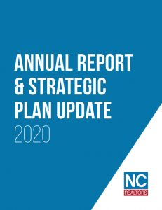 2020 Annual Report & Strategic Plan Update
