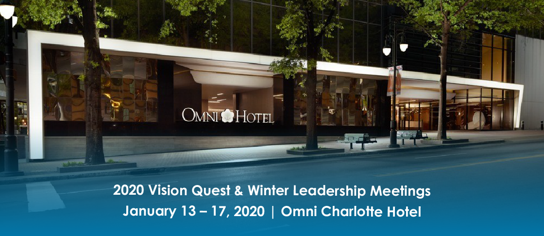 2020 Vision Quest/Winter Leadership Meetings Resources Header