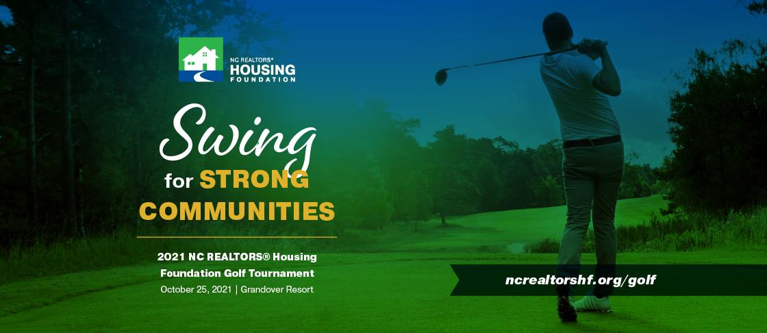 2021 Golf Tournament Swing Resources Header