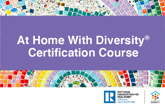 At Home With Diversity Certification Course Image