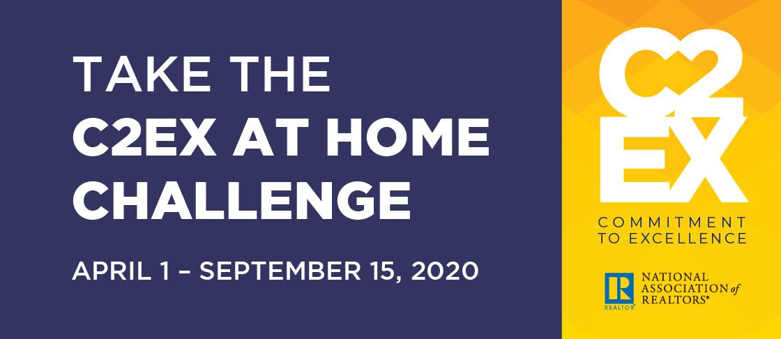 C2EX At Home Challenge Resources Header