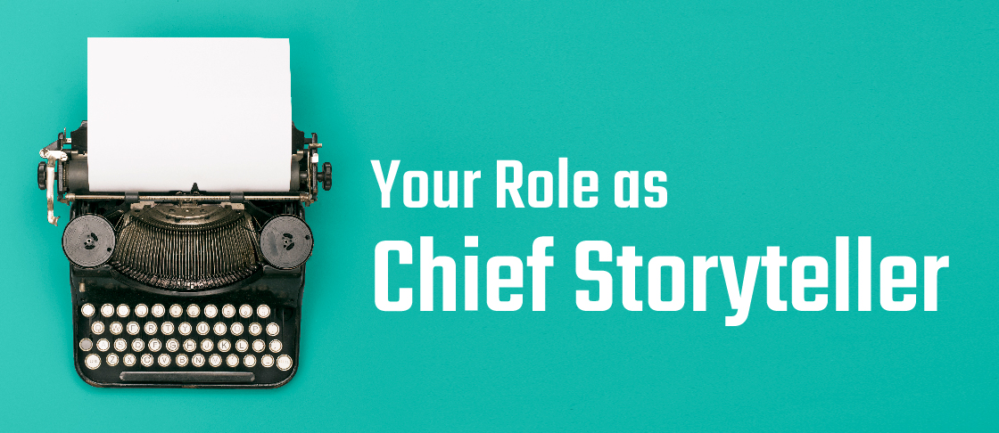Chief Storyteller Resources Header