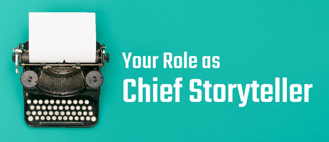 Chief Storyteller Resources Header
