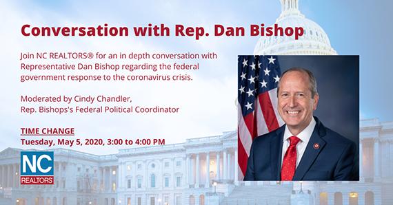 Conversation with Rep Dan Bishop image