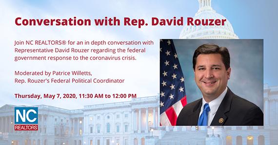 Conversation with Rep David Rouzer