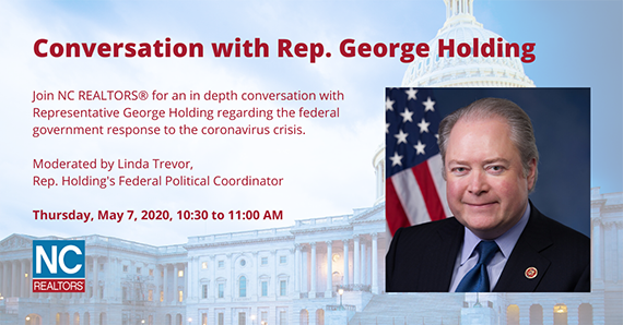 Conversation with Rep George Holding