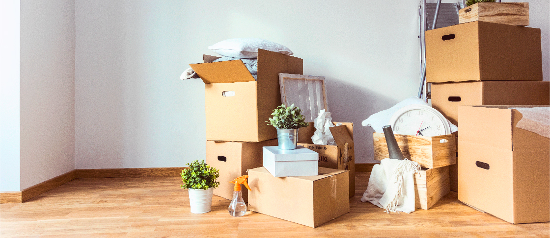 Easy Move Into New Home Resources Header