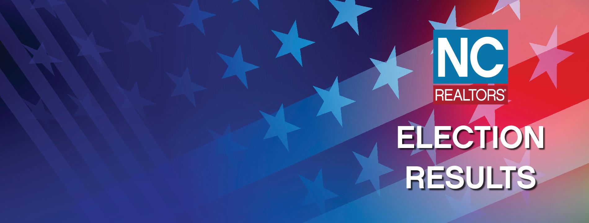 Election Results Website Slider