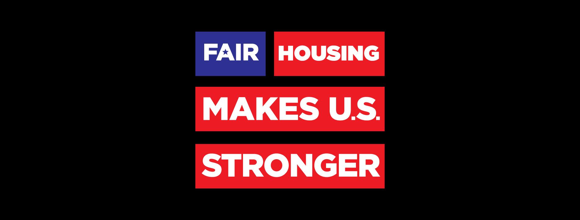 Fair Housing Website Slider
