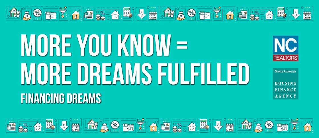 Financing Dreams Resources Header
