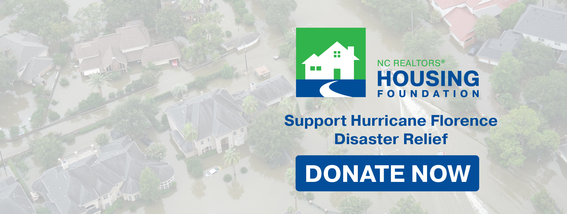 Hurricane Florence Relief Efforts: Donate Now
