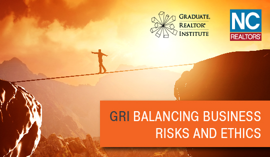 GRI Balancing Business Risks & Ethics