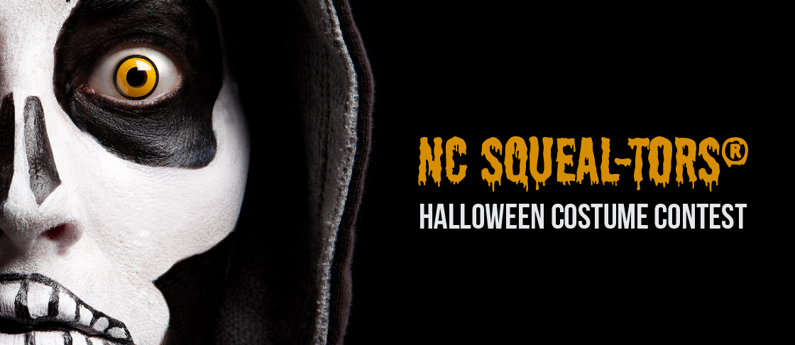 NC Squeal-TORS® Costume Contest