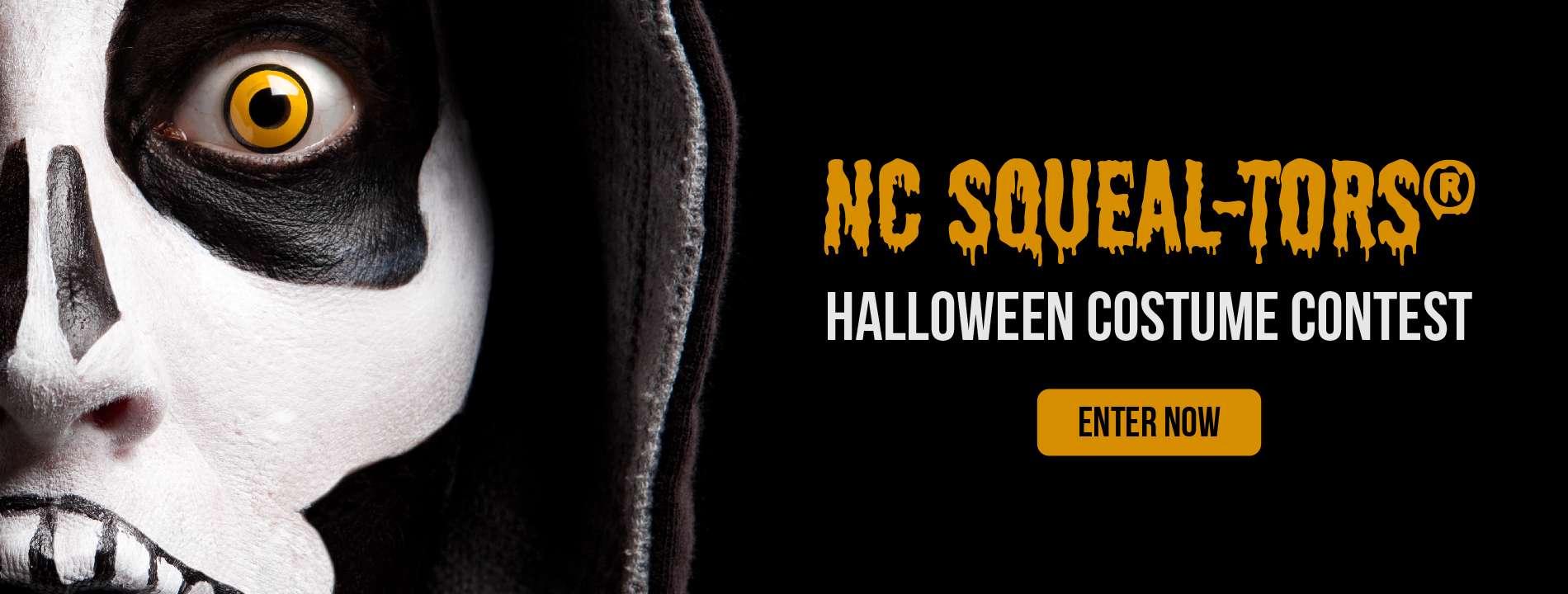 NC Squeal-TORS® Halloween Costume Contest