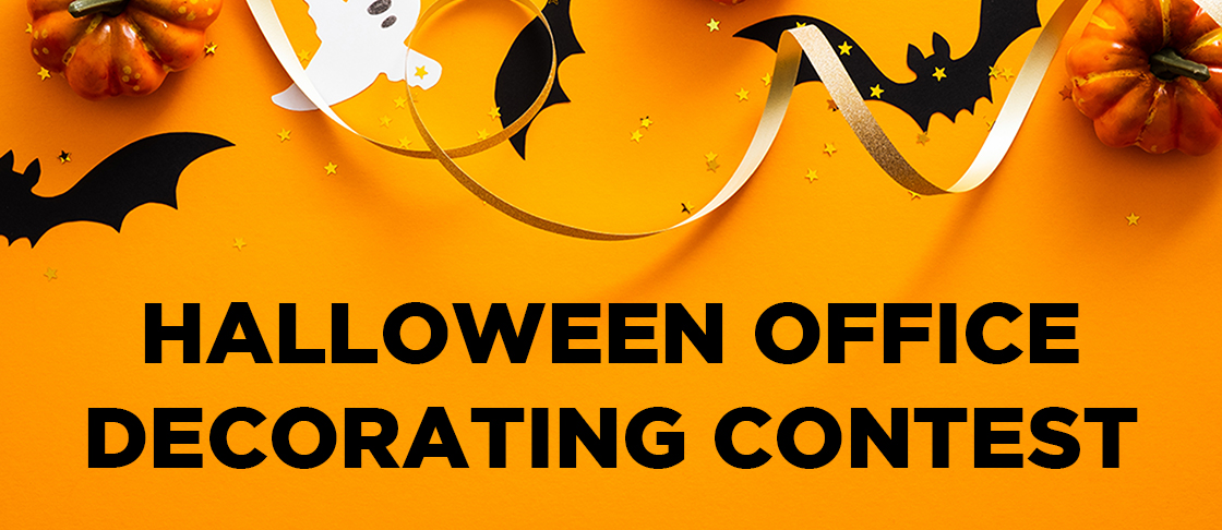 Halloween Office Decorating Contest Resources Header