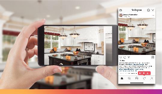 August 2019 Insight: Instagram Kitchen Post