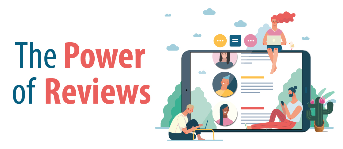 February 2020 Insight: The Power of Reviews Resources Header