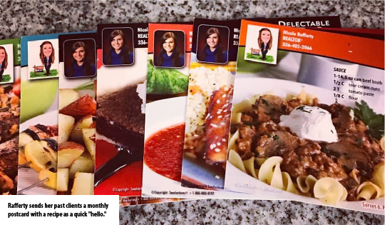 May 2019 Insight: Clients for Life Recipe Cards