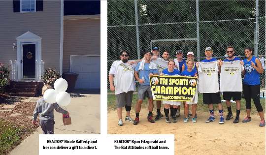May 2019 Insight: Clients for Life Softball