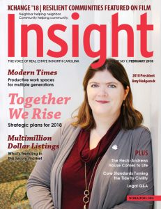 February 2018 Insight cover