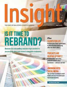 May 2019 Insight cover