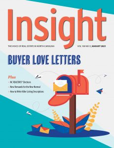 Insight August 2021 Cover