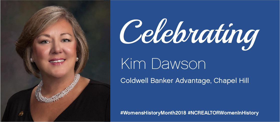 image for National Women's History Month Spotlight: Kim Dawson
