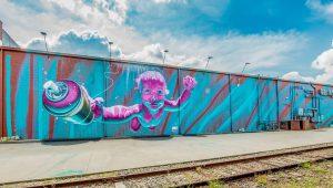 November 2018 Insight: Kotis Mural image