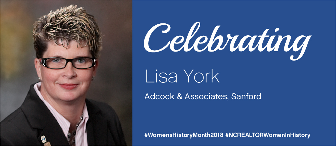 image for National Women's History Month Spotlight: Lisa York