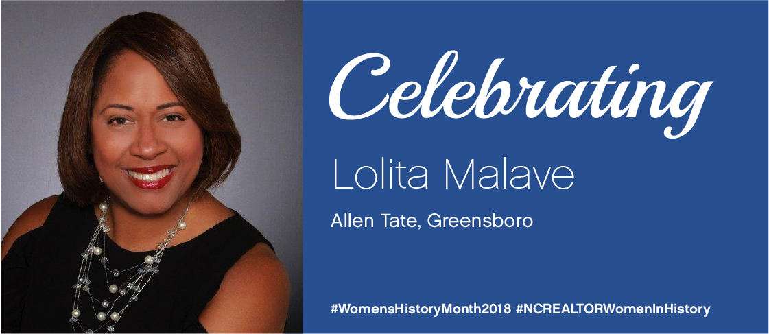 Celebrating Lolita Malave or National Women's History Month