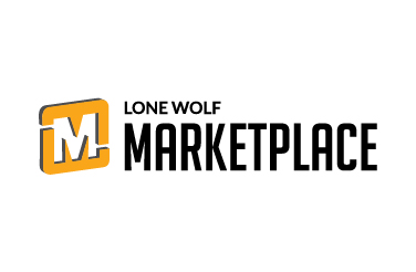 Lone Wolf Marketplace Logo