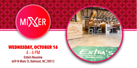 MIXer - Gaston County Home page event image