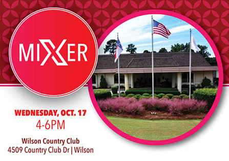 MIXer Rocky Mount - Johnston homepage event image