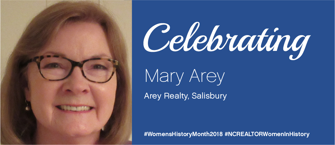 National Women's History Month Spotlight: Mary Arey