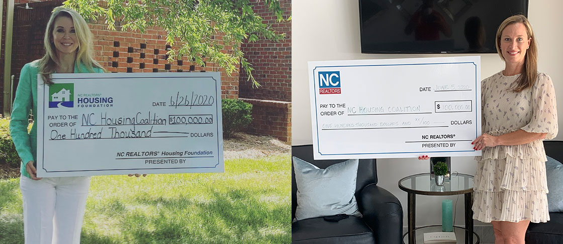 NC REALTORS® Contribute to Relief Efforts during COVID