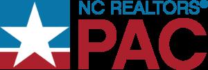 NCREALTORS PAC logo