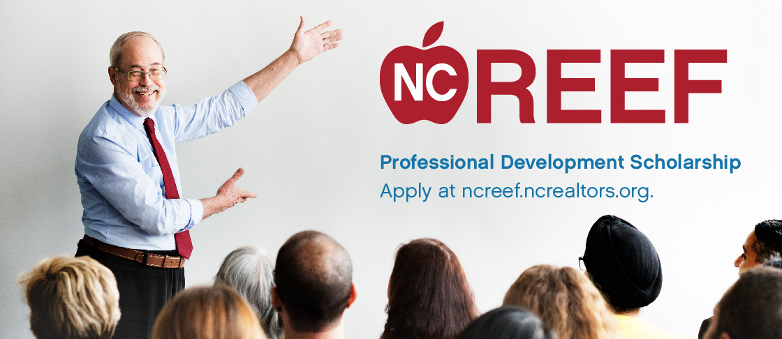 NC REEF Announces New Scholarships image