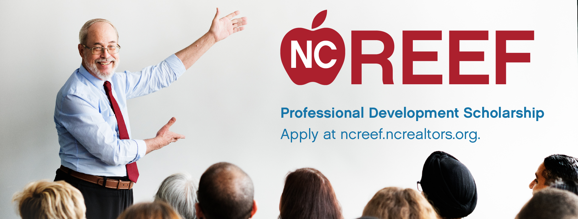 NCREEF Scholarships Website Slider