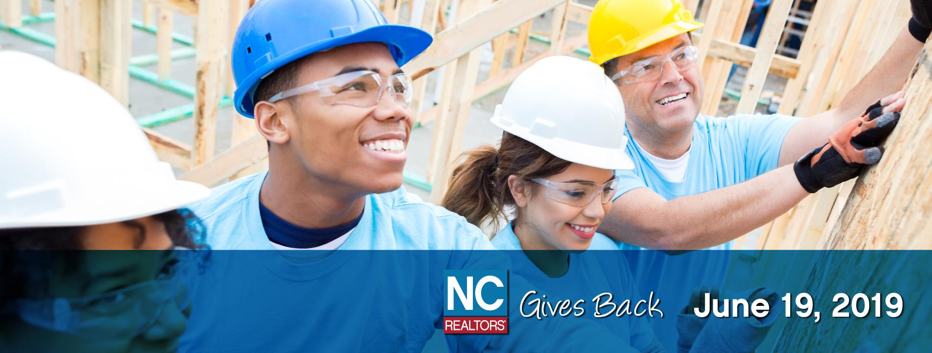 NC REALTORS® Gives Back Day