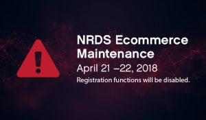 NRDS Ecommerce Maintenance 04-18 Feature Image