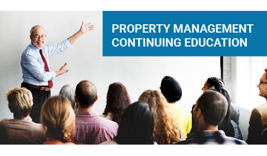 Property Management Continuing Education image