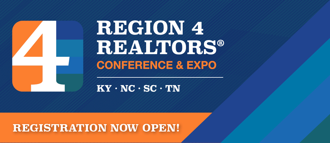 Region 4 REALTORS® Conference Registration now open