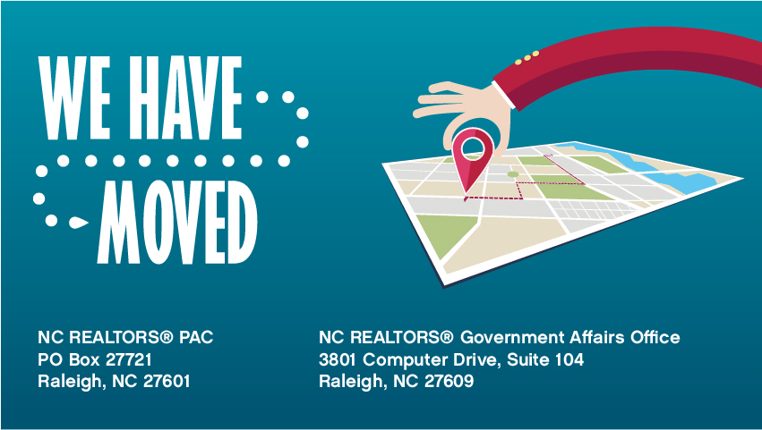 Raleigh Office Has Moved image
