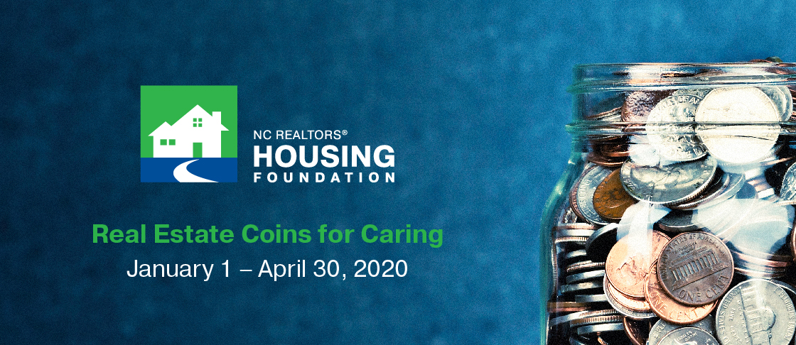 Real Estate Coins for Caring Resources Header