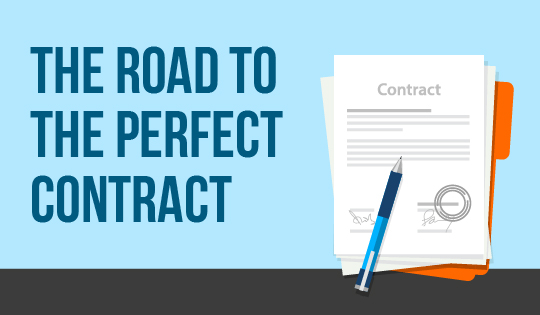 Road To The Perfect Contract Feature Image